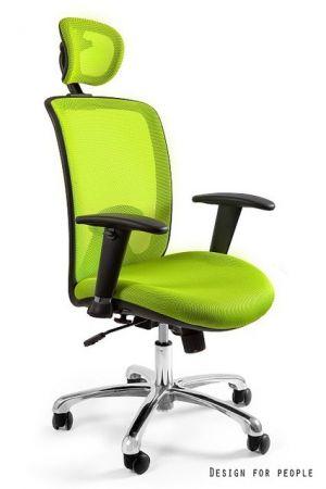 Unique Fotel Biurowy Expander Zielony W 94 9