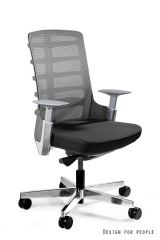 UNIQUE Fotel biurowy ERGONIC czarny (1506H) Autoryzowany