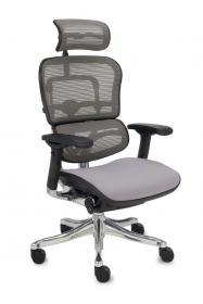 3 zalety siatki w fotelu biurowym