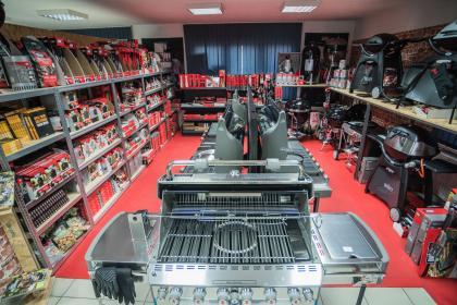 Poznaj największy sklep z grillami Weber w Polsce
