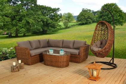 Jaki materiał mebli ogrodowych wybrać?