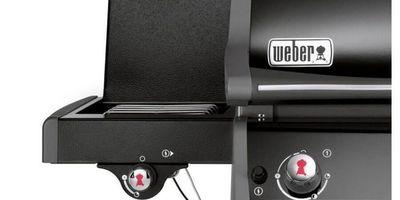 Kuchenka boczna z palnikiem o mocy 3,5 kW/h stwarza jeszcze więcej możliwości.