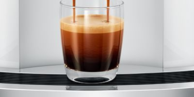 Proces ekstrakcji pulsacyjnej optymalizuje czas ekstrakcji, przetłaczając gorącą wodę przez zmieloną kawę w szybko następujących po sobie cyklach. Pozwala to uwolnić maksymalny aromat z ristretto i espresso.